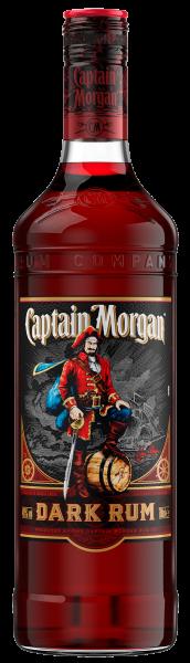 Ром Captain Morgan Dark 0.7л