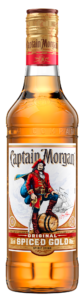 Ром Captain Morgan Spiced Gold 0.7л
