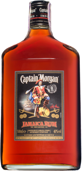 Ром Captain Morgan Jamaica 0,5л 1