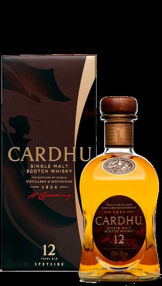 Виски Cardhu 12YO 0.7л 1
