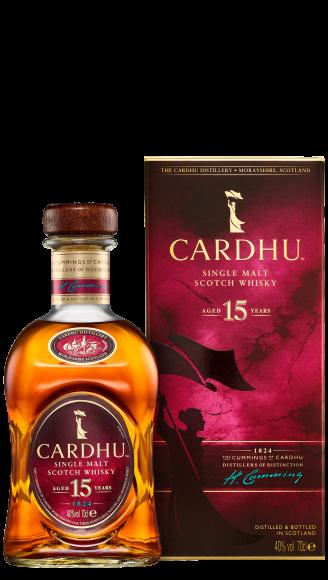 Віскі Cardhu 15YO склад магазин winewine