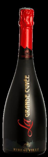 Cave de Ribeauville Cremant d'Alsace Grande Cuvee wine wine магазин склад