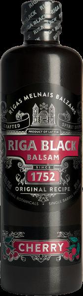 Бальзам Riga Black вишневый 0.5л