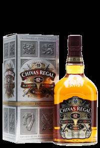 віскі Chivas Regal 12YO 0.7л