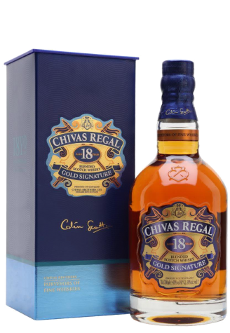 Віскі Chivas Regal 18YO 0.7л