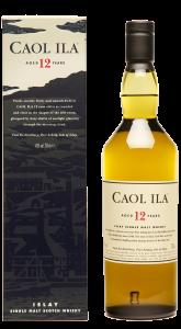 Віскі Caol Ila 12YO 0.7л склад магазин winewine