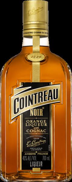 Лікер Cointreau Noir 0.7л склад магазин winewine