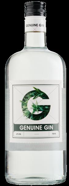 Джин Genuine Gin 1л wine wine магазин склад