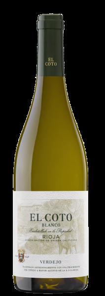 El Coto Verdejo Rioja Blanco - Ель кото вердехо бланко
