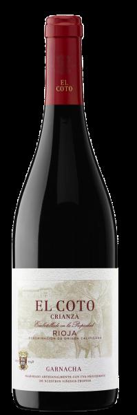 El Coto Rioja Crianza Garnacha магазин склад wine wine
