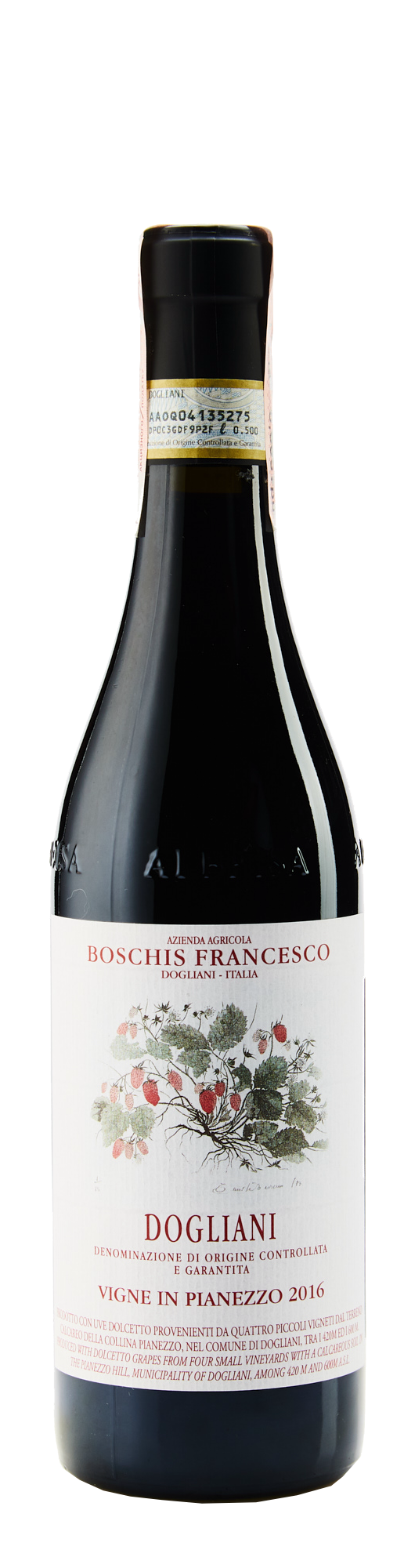 Francesco Boschis Dogliani Vigne in Pianezzo wine wine магазин склад