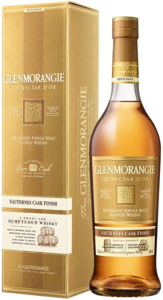 Виски Glenmorangie Nectar d'Or магазин склад wine wine