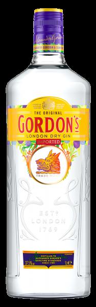 Джин Gordon's 1л 1