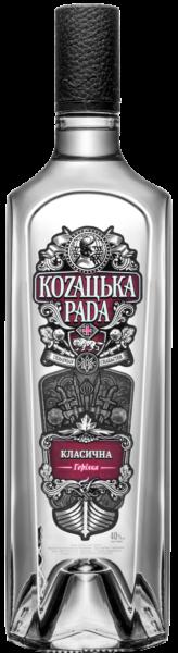 Горілка Козацька рада Класична 0,7л - магазин склад winewine