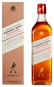 Віскі Johnnie Walker Red Rye Finish склад магазин winewine