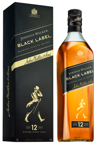 віскі Johnnie Walker Black Label склад магазин winewine