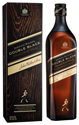 Виски Johnnie Walker Double Black 0,7л 1