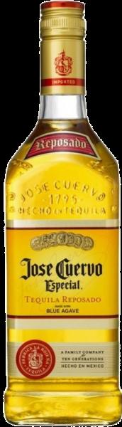 Текила Jose Cuervo Especial Reposado 0.7л 1