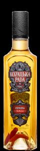 Настоянка Козацька рада Перцева 0.5л