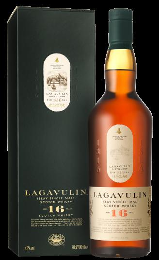 Виски Lagavulin 16YO 0,7л 1