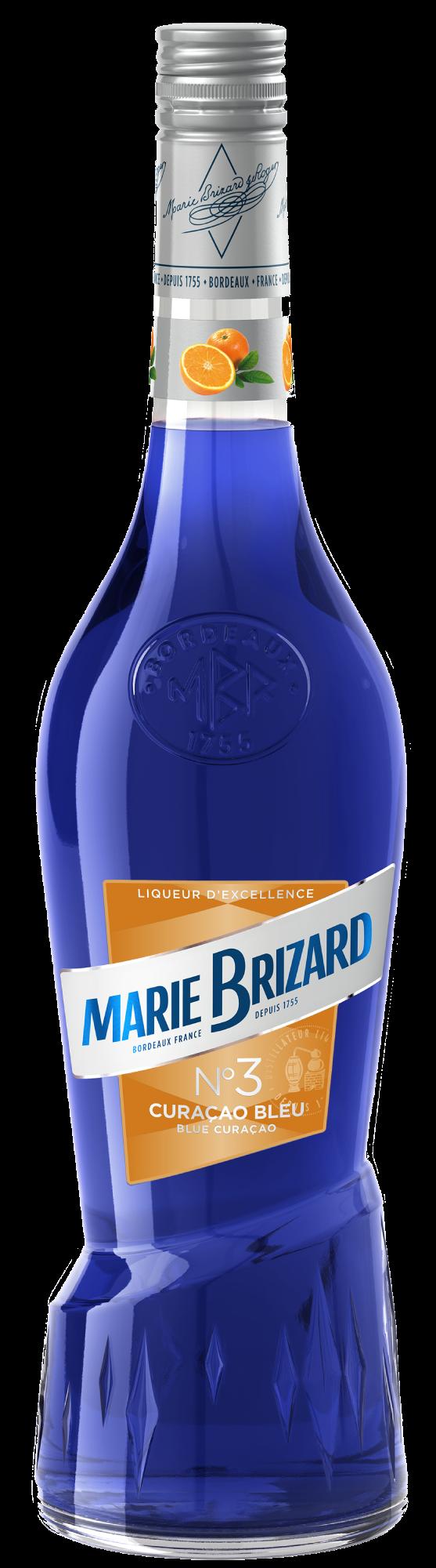 Marie Brizard Curacao Bleu - магазин-склад wine wine