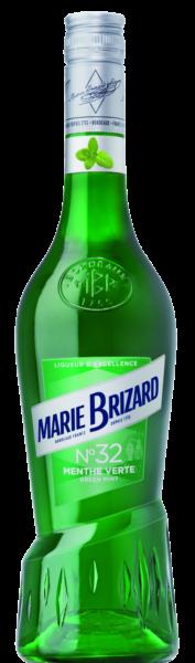 Лікер Marie Brizard Menthe Verte склад магазин winewine