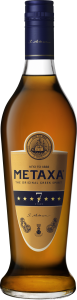 Metaxa 7 зірок 0.5л