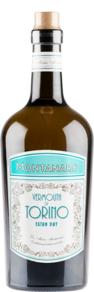 Вермут Montanaro Vermouth di Torino Extra Dry 1
