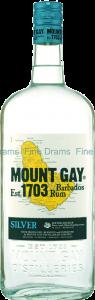 Ром Mount Gay Silver 0.7л