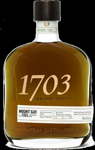 Ром Mount Gay 1703 0.7л