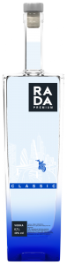 Горілка Rada Premium Classic 0.7л wine wine магазин склад