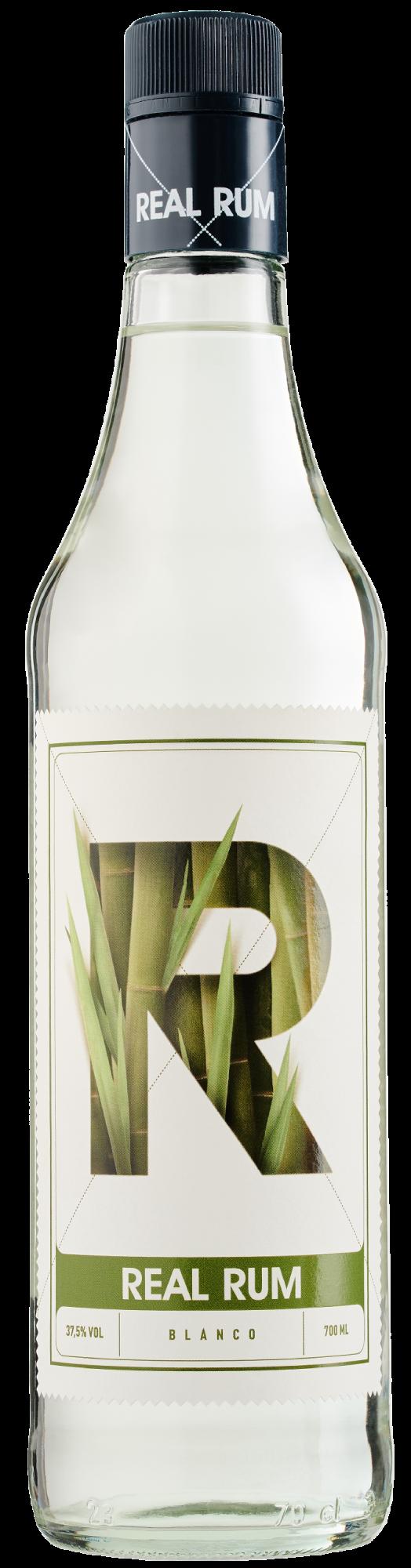 Ром Real Rum Blanco 0.7л