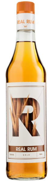 Ром Real Rum Gold 0.7л