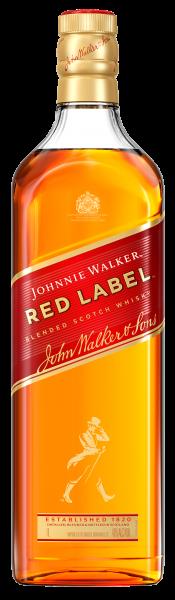 Виски Johnnie Walker Red label 0.7л 1
