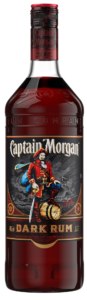 Ром Captain Morgan Dark 1л магазин-склад winewine