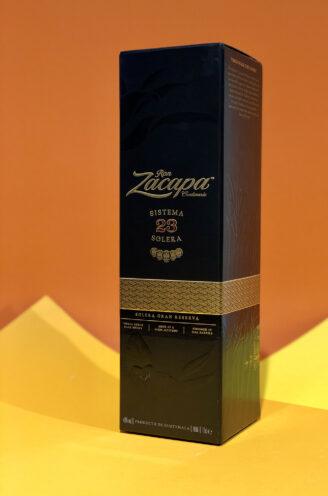 Ром Zacapa Cent 23YO 0.7л - магазин склад wine wine
