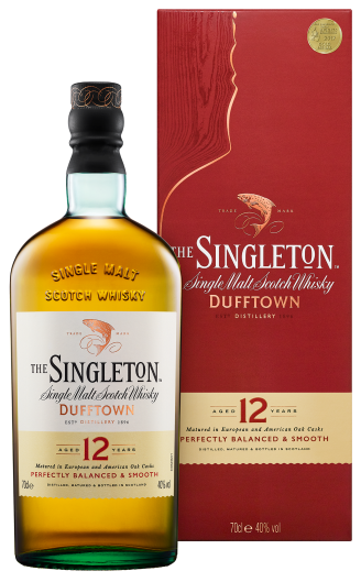 Виски The Singleton of Dufftown 12YO 0.7л 1