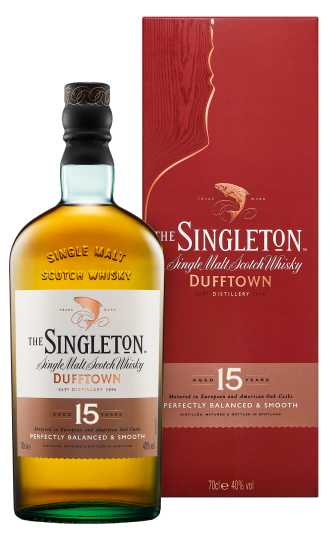Віскі Singleton of Dufftown 15YO 0,7л 1