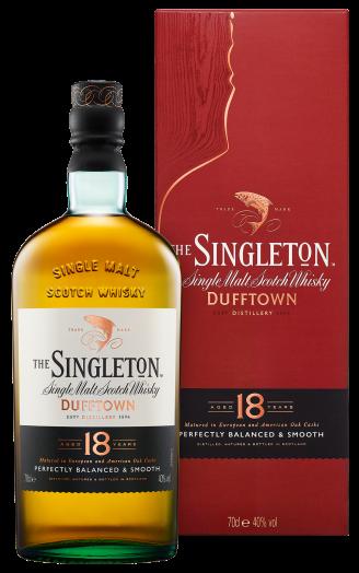 віскі Singleton of Dufftown 18YO склад магазин winewine