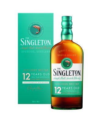 Виски The Singleton of Dufftown 12YO 0.7л 2