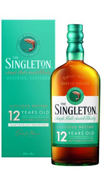 The Singleton of Dufftown 12YO 0.7л 2