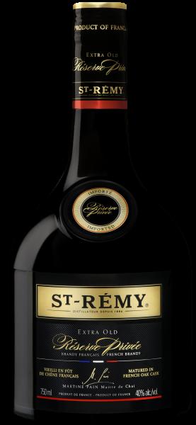 Бренди Saint Remy Reserve Privee 0.7л 2