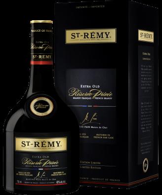 Бренди Saint Remy Reserve Privee 0.7л 1