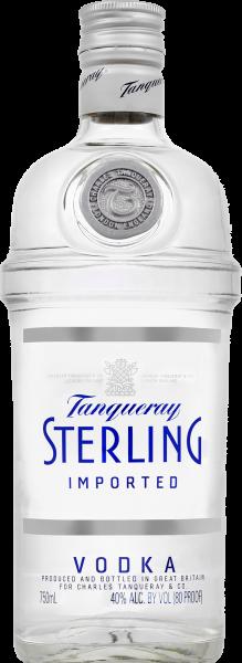 Водка Sterling 0,75л 1
