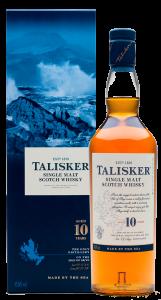 Віскі Talisker 10YO 0,7л магазин winewine