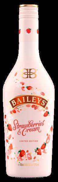 Лiкер Baileys Strawberries+Cream 0,7л 1