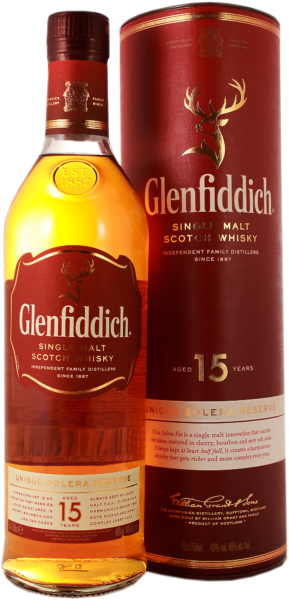 Віскі Glenfiddich 15 yo wine wine магазин склад