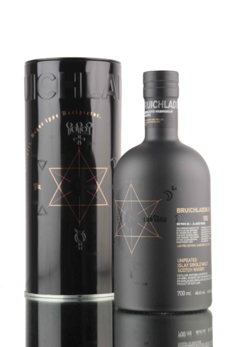 Bruichladdich Black art 5 48,4%