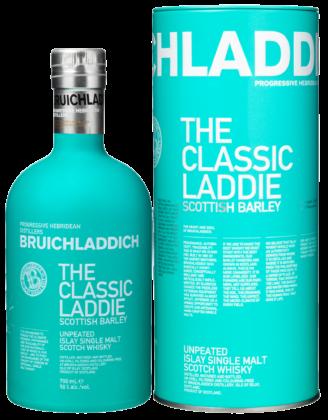 Віскі Bruichladdich Classic Laddie Scottish Barley 50% склад магазин winewine