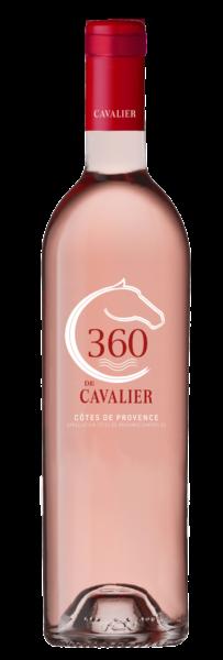 Chateau Cavalier 360 de Cavalier Rose магазин склад winewine